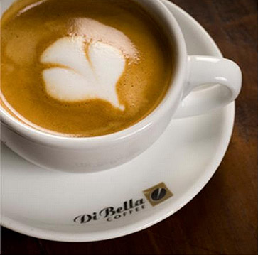 Di Bella Coffee proudly served at The Heritage Hotel Old Petrie Town