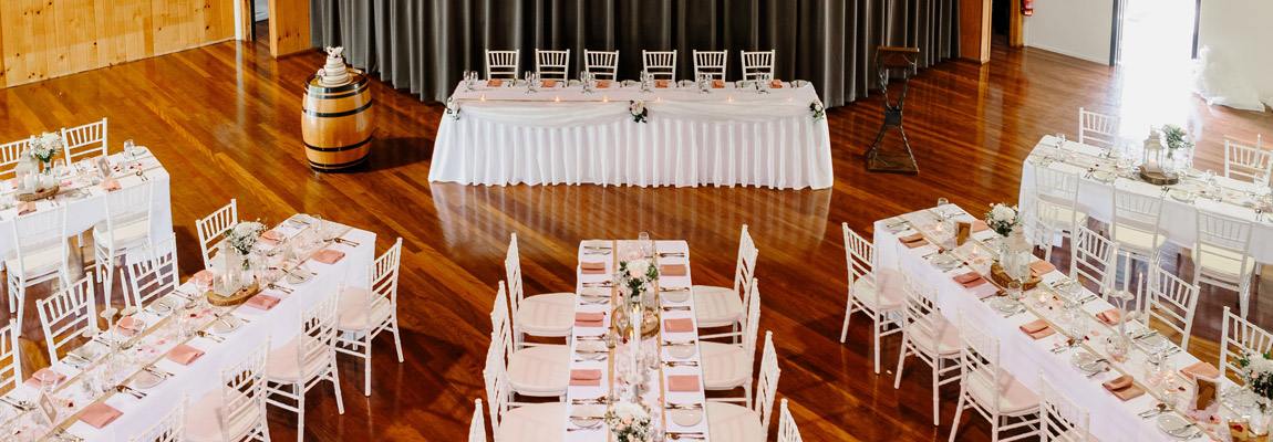 Weddings at Old Petrie Town, Brisbane